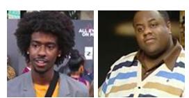 "Listen to Go4it! ""ALL EYEZ ON ME"" interviews w/ actors Jamal Woolard & JarrettEllis"