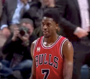 Bulls' Justin Holiday: 'I believe we can get to the playoffs'
