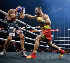 GASSIEV STOPS WLODARCZYK IN ROUNDTHREE(PHOTOS)
