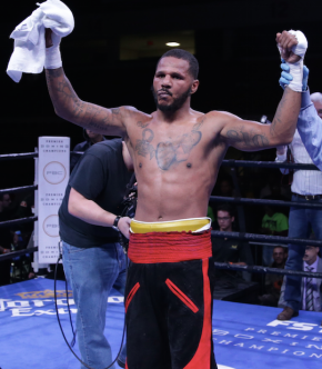 Anthony Dirrell wins Technical Decision Over Douglin; photos from the action inFlint